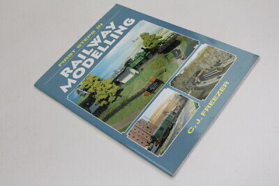£2.59 • Buy First Steps In Railway Modelling By Freezer, C.J., Good Used Book (Paperback) FR