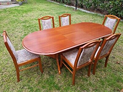 AU1 • Buy Extendable Dining Table And Chairs