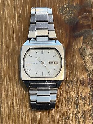£25 • Buy Vintage Seiko 5 6309-5510 Automatic Day/Date Watch