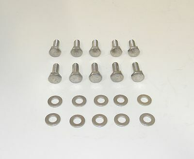 $9.45 • Buy Ford FE 66-70 390 - 428 Stainless Steel Hex Bolts For Steel Valve Covers NEW