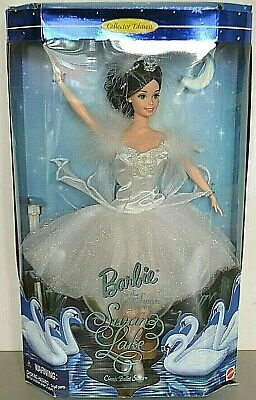 £44.99 • Buy 1998 Collector Edition Ballet Series BARBIE As THE SWAN QUEEN In SWAN LAKE