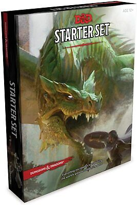 £18 • Buy Wizards Of The Coast - Dungeons & Dragons - D&D 5th Edition Starter Set