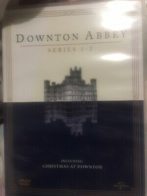 £4 • Buy Downtown Abbey Series 1-2