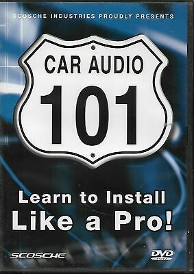 £3.48 • Buy Learn To Install Car Audio DVD DISC ONLY NO CASE NO COVER ART EXCELLENT