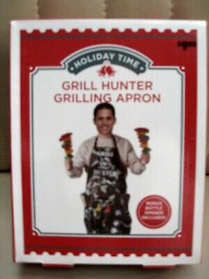 $7.99 • Buy Men's Grill Hunter Camouflage Grilling Apron - New In Box