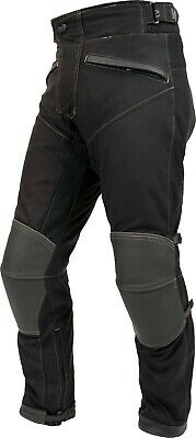 £69.99 • Buy Weise Psycho Jeans Men's Leather Textile Black Waterproof Motorcycle Trousers