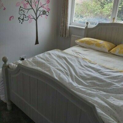 £135 • Buy Bed Frame And Mattress