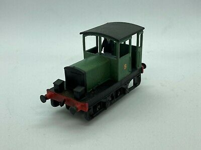 £45 • Buy Howard Petrol Shunter (Early) Locomotive Body Kit For Hornby Ruston 48DS Chassis