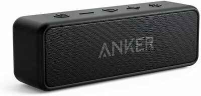 AU103.78 • Buy Anker Soundcore 2 Portable Bluetooth Speaker With 12W Stereo Sound, BassUp, IPX7