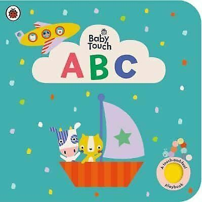 £7.62 • Buy Baby Touch: ABC: A Touch-and-feel Playbook By Ladybird