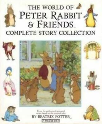 £3.19 • Buy The World Of Peter Rabbit And Friends: Complete Story Collection By Potter, Beat