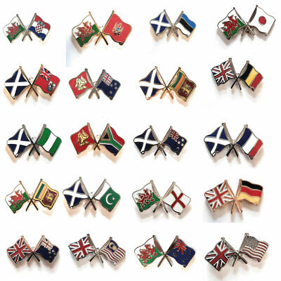 £3.99 • Buy Friendship Metal Lapel Pin Badge Choice Of 250+ Designs FAST & FREE UK Delivery!
