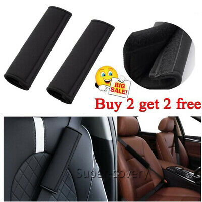 £2.86 • Buy UK Car Seat Belt Cover Pads Car Safety Cushion Covers Strap Pad For Adults Kids