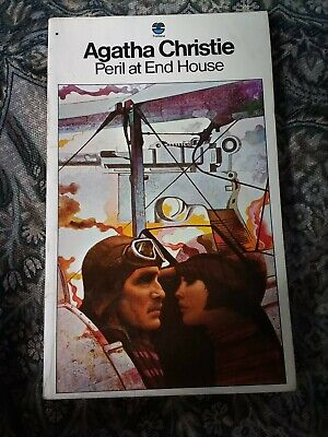 £4.50 • Buy Peril At End House By Agatha Christie Vintage Book Excellent Poirot 1980