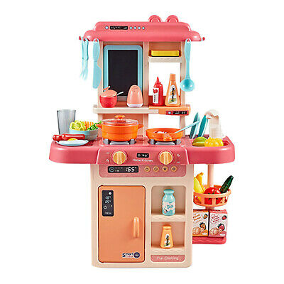 £22.88 • Buy Electronic Children Kids Kitchen Cooking Toy Portable Girls Cooker Play Set Gift