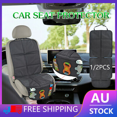 AU15 • Buy Extra Large Car Baby Seat Cover Protector Cushion Anti-Slip Safety Mat Universal