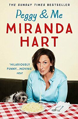 £2.49 • Buy Peggy And Me By Hart, Miranda, Very Good Used Book (Paperback) FREE & FAST Deliv