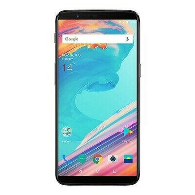 AU130.02 • Buy OnePlus 5T, AT&T Or T-Mobile   Black, 64 GB, 6.01 In Screen   Grade B-   A5010