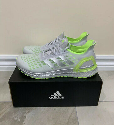 AU135 • Buy ADIDAS ULTRA BOOST PB SILVER RUNNING SHOES Men's Size US12 NEW Shoes