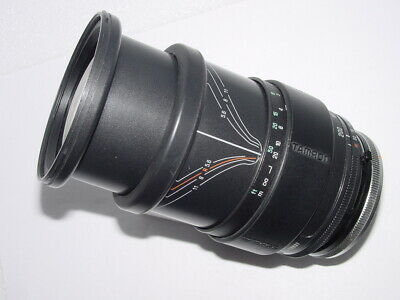 £69.95 • Buy Tamron 28-200mm F/3.8-5.6 71A ASPHERICAL Manual Focus Zoom Lens + Canon FD Ring