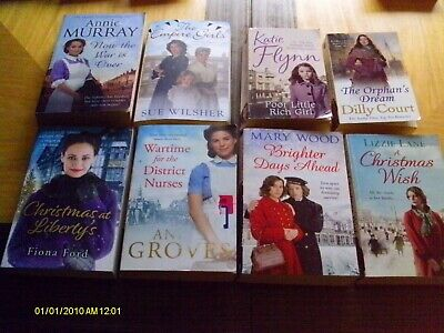 £6 • Buy BOOKS X 5 - ANNIE GROVES, ANNIE MURRAY + OTHERS - PAPERBACK PB
