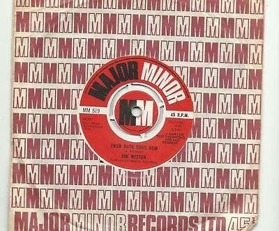 £3 • Buy Kim Weston   From Both Sides Now   7   Major Minor  1969