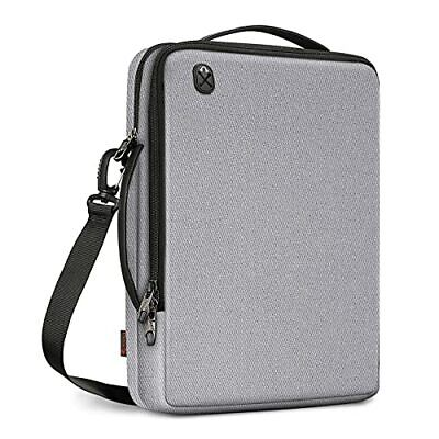 $46.81 • Buy Laptop Sleeve Bag For 13-13.3  MacBook Pro/Air M1, Tablets, Carrying Case, Grey