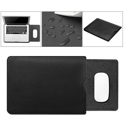 £6.49 • Buy For Apple IPad/Macbook Air Pro -Leather Laptop Carry Pouch Sleeve Case Stand Bag