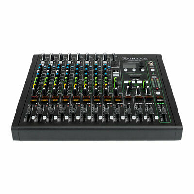 £527.94 • Buy Mackie Onyx12 - 12-channel Analogue Mixer With 24-bit/96kHz Multi-track Recordin