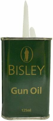 £6.68 • Buy Bisley Gun Oil - Protects From Rusting And Corrosion - 125ml
