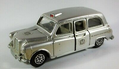£9.95 • Buy Dinky Toys 241 Silver Jubilee London Taxi Vntage Diecast Toy Model Car B17