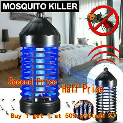 £9.86 • Buy Electric Mosquito Killer Lamp USB UV Insect Fly Pest Bug Zapper Catcher Trap !