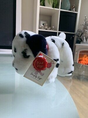£12 • Buy Keel Toys Simply Soft Collection Dalmation Dog With Tags