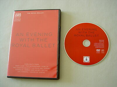 £3.99 • Buy An Evening With The Royal Ballet Uk Dvd