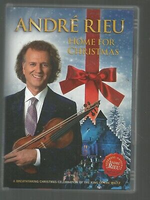 £4.99 • Buy ANDRE RIEU - HOME FOR CHRISTMAS - UK DVD - (118 Mins)