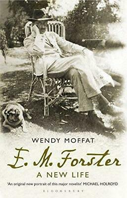 £4.12 • Buy E. M. Forster: A New Life, Very Good Condition Book, Moffat, Wendy, ISBN 9781408