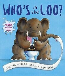 £8.70 • Buy Who's In The Loo?by Jeanne Willis (Author)