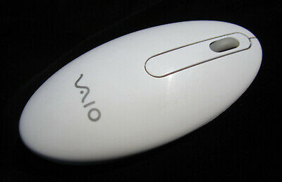 £8 • Buy Sony VAIO WIRELESS LASER MOUSE VGP-WMS21 ~ AS IS - No USB Receiver Not Working