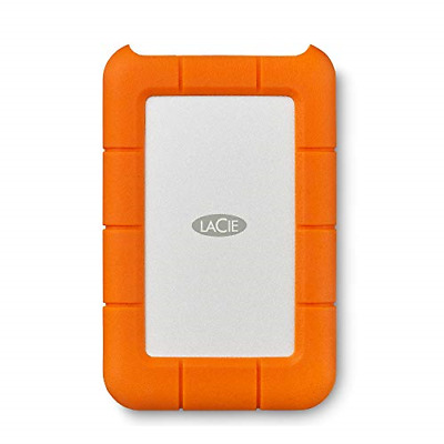 £79.58 • Buy LaCie Rugged Mini 1TB USB 3.0 Portable 2.5 Inch External Hard Drive For PC And /