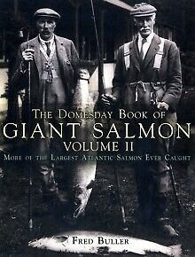 £14.26 • Buy The Domesday Book Of Giant Salmon: Volume IIby Fred Buller (Author)