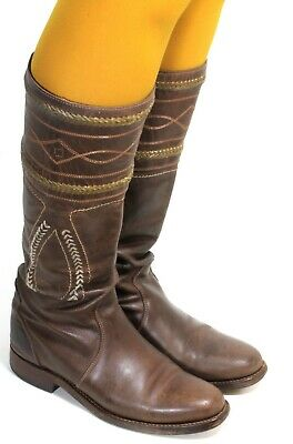 £53.05 • Buy Western Boots Cowboy Boots Catalan Style Line Dance Sancho 10311 8578 37