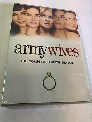 £13.09 • Buy NEW Army Wives ~The Complete 4th Fourth Season 4 Four 4-DISC DVD SET SEALED