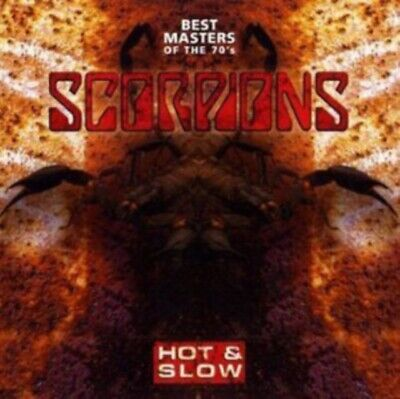 £7.36 • Buy Hot & Slow - Best Masters Of The 70's-cd