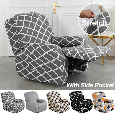 £22.67 • Buy Recliner Chair Cover Armchair Chaise Sofa Slipcover Relax Couch Lounge Protector