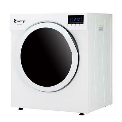 View Details ZOKOP Compact Household Clothes Dryer 6 Kg Tumble Dryer W/high-end LLED Display • 325.79$