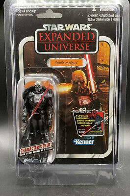 £54.53 • Buy Star Wars Vintage Collection Darth Malgus Vc96 New On Card Star Case