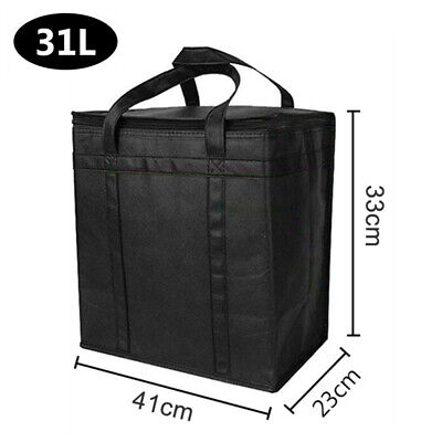 £8.69 • Buy 31L Cooling Cooler Cool Box Food Ice Drink Lunch Bag Picnic Camping