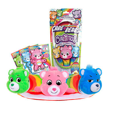£10.99 • Buy Care Bears CuteTitos Surprise Collectible Plush BRAND NEW