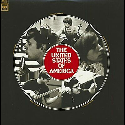 £24.01 • Buy The United States Of America MONO EDITION CLEAR VINYL LP RSD Ltd Ed NEW Psych