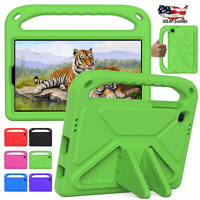 AU13.25 • Buy Kids EVA Handle Stand Tablet Case For Samsung Tab A 8.0 10.1 A7 S6 Lite 2020 S5e